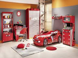 room decorating ideas girl x kids bedroom grey and orange stylish boys bedroom design with ferrari car shaped bed and red furniture a collection of cool car themed bedroom furniture