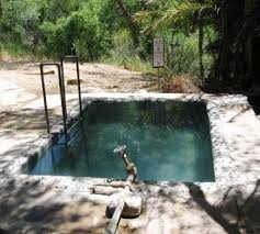Los Padres National Forest - <b>Big</b> Caliente Day Use - <b>Hot</b> Springs