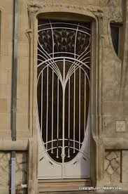 photo essay  art nouveau in nancydoor from the house of lucien weissenburger  one of the artists who left alsace after the prussian annexation of    art nouveau piano nancy