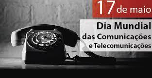 Resultado de imagem para dia mundial das comunicações e telecomunicações