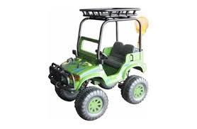 <b>Электромобиль</b>-джип <b>Chien Ti</b> Backyard Safari 4X4 купить
