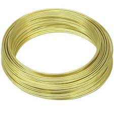 Brass Wires - Lead Free Brass Wire Exporter from Jamnagar