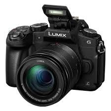 Цифровой <b>фотоаппарат Panasonic Lumix DMC-G80</b> Kit 12-60mm ...