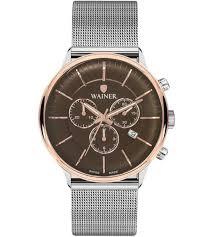 Швейцарские <b>мужские часы WAINER</b> WA.19099-C