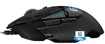 <b>Logitech G502 Proteus Spectrum</b> RGB tunable gaming mouse