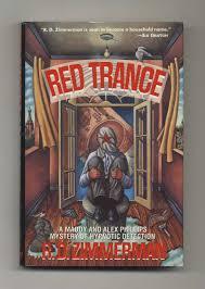 Red <b>Trance</b> - 1st Edition/1st <b>Printing</b> | R. D. Zimmerman | Books Tell ...