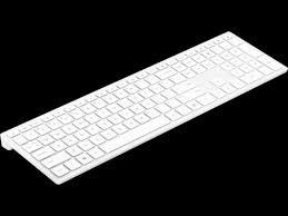 Беспроводная <b>клавиатура HP Pavilion 600</b> (белая) (4CF02AA ...