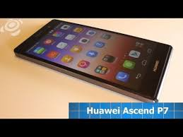 Huawei Ascend P7 im Test - YouTube