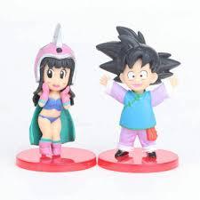 DragonBall Z Collectibles <b>13PCS</b> /<b>Set DragonBall</b> Z WCF Son Goku ...