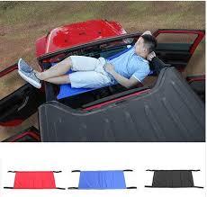 Niceautoitem 3Colors Car <b>Roof Hammock</b> Car Bed Rest Bed Pads ...