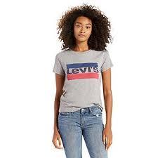 <b>Levi's</b> Women's <b>Sportswear Logo</b> T-Shirt