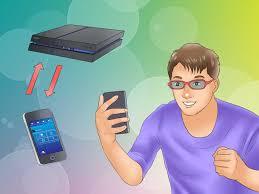 Cách để Kết nối Sony PS4 với điện thoại và thiết bị di động
