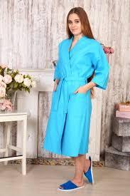 Женские <b>вафельные халаты</b> купить в розницу — интернет ...