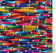 colorful mexican blankets stock photos  image