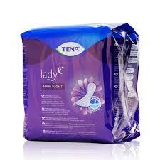 Урологические <b>прокладки Tena Lady</b> Maxi Night 6шт - купить в ...