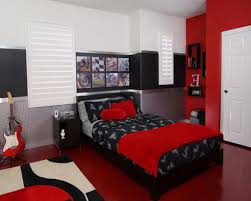 small bedroom decorating ideas black bedroomastounding striped red black striking