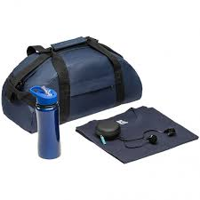 <b>Набор Athletic Side</b>, <b>синий</b> купить в интернет-магазине подарков ...