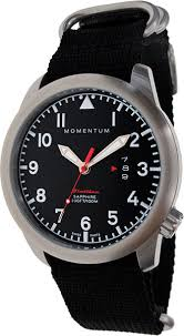 Купить Мужские наручные <b>часы Momentum 1M</b>-<b>SP18BS7B</b> ...