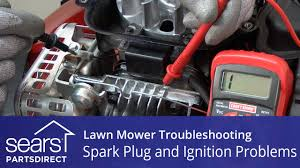 Lawn Mower Won't Start: Spark Plug and <b>Ignition</b> Problems - YouTube