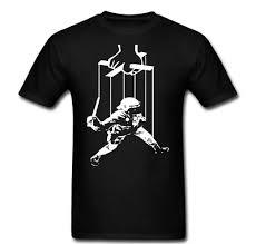 Revolt <b>Anarchy</b> Protest <b>Freedom</b> Police Puppet T <b>shirt</b> tee Unisex ...