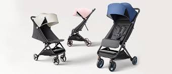 Прогулочная <b>коляска Xiaomi MITU</b> Baby Folding Stroller