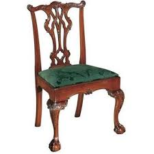 chippendale dining chair philadelphia chippendale side chair from kindel furniture