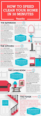 best ideas about cleaning tips clean house here s how to clean your house in under 30 minutes