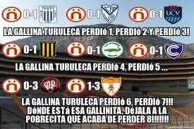 Memes tras la derrota de Universitario ante Sport Huancayo en el ... via Relatably.com