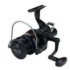 Spinning <b>Fishing Reel</b> KM50 60 <b>Metal Head</b> Front And Rear Brake ...