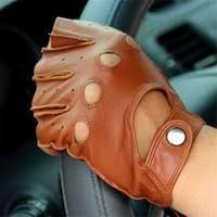Wholesale <b>Men</b> Leather Half Fashion <b>Gloves</b> for Resale - Group Buy ...
