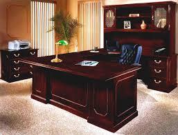 executive office furniture suites ideas engraved solid mahogany astonishing office desks