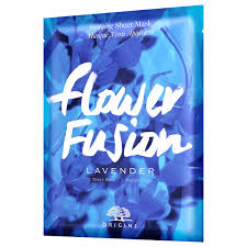 <b>Origins Flower Fusion Lavender</b> Soothing Sheet Mask at John Lewis ...