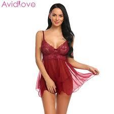 Avidlove Mini <b>Sexy Erotic Lingerie Underwear Women</b> Lace ...