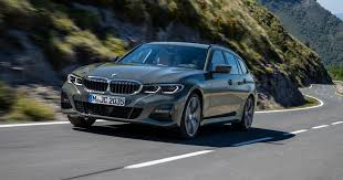 <b>BMW</b> debuts <b>new</b> estate wagon with sixth-gen <b>3</b> Series Touring
