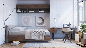 modern scandinavian bedroom inspiration