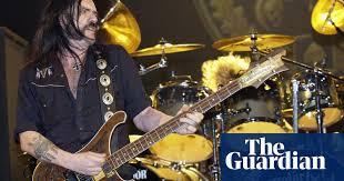 Ian '<b>Lemmy</b>' Kilmister obituary | <b>Lemmy</b> | The Guardian