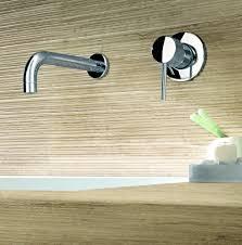 sink faucet design dombracht wall mounted faucet mem  hole
