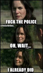Funny collection of 'The Walking Dead' memes : theCHIVE via Relatably.com