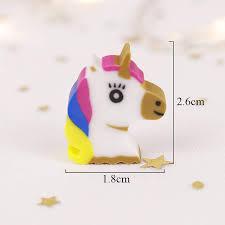 Online Shop 4pcs/lot <b>Cute Cartoon Creative</b> Unicorn Pencil Rubber ...