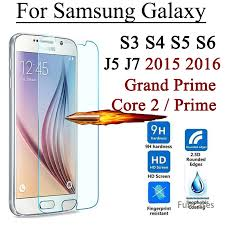 2.5D <b>9H Screen Protector Tempered</b> Glass For Samsung Galaxy ...
