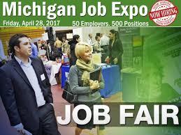 dozens of employers seek talent at detroit area job expo