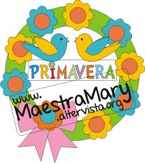 Decorazioni Finestre Scuola Primaria : Addobbi e decorazioni primavera maestra mary