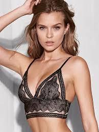Very <b>Sexy</b> NEW! <b>Lace</b> & Mesh Long Line <b>Bralette</b>