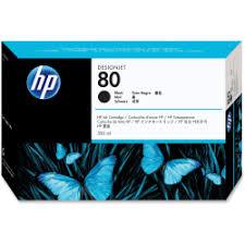 <b>HP 80 Ink Cartridge</b> 4400 Pg Yld Black - Office Depot
