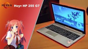 Тест которого не ждали. <b>HP 255 G7</b>. Что может Ryzen APU ...