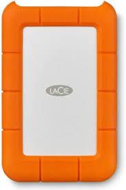 LaCie Rugged Mini, 5T,B <b>USB 3.0</b> Portable 2.5 inch External Hard ...