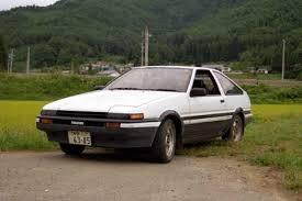 Toyota AE86 | Initial D Wiki | Fandom powered by Wikia