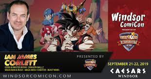 <b>Original</b> Voice of <b>Dragon Ball Z's</b> Goku IAN JAMES CORLETT to ...