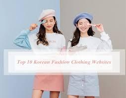 Top 10 <b>Korean Fashion Clothing</b> Websites (FAQs Provided )
