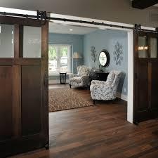 custom office home office rustic with floral armchairs dark floor blue home office dark wood